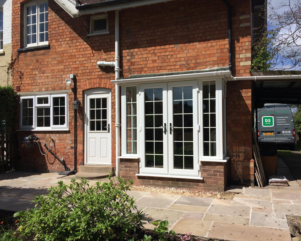 French Doors Lincoln