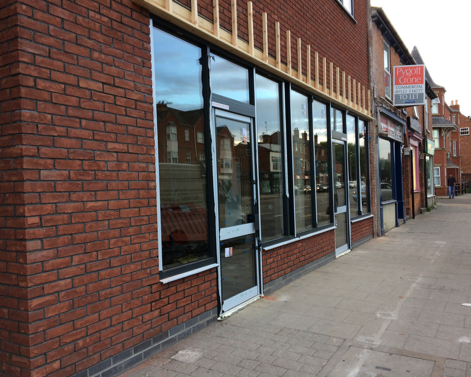 Commercial Shopfronts Lincoln
