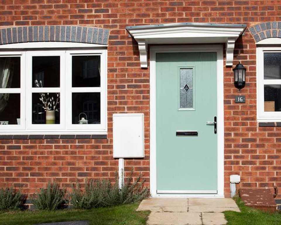 Composite Door Lincoln