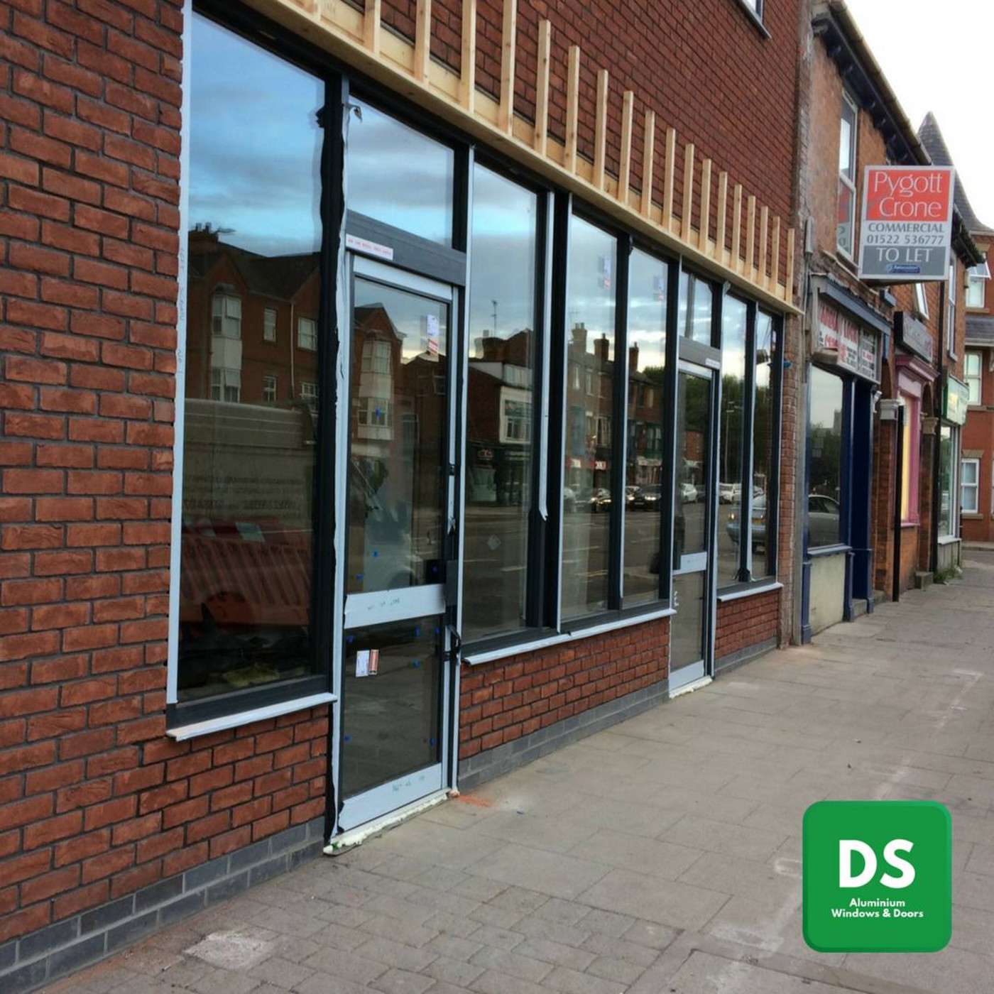 Commercial Doors Lincoln