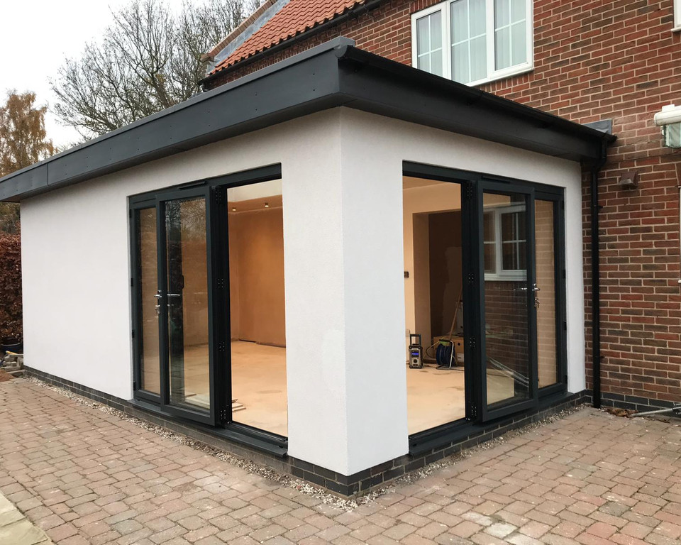 Bifold doors in Lincoln